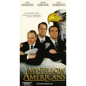 My Fellow Americans [VHS]: Jack Lemmon: Movies & TV