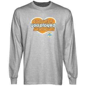 Lady Vols Ash Wish Girl Long Sleeve T shirt Sports & Outdoors