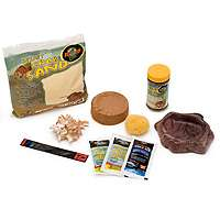 petco   Zoo Med Starter Hermit Crab Kit customer reviews   product