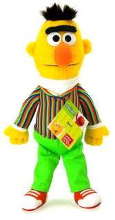 BARNES & NOBLE  Sesame Street Bert 14 inch Plush Doll by GUND