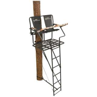 Bone Collector 17 2   Man Ladder Tree Stand   826529, Ladder Tree