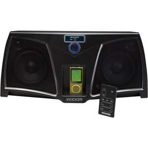 com Kicker zKICK Digital Stereo System for Zune, 08ZK500 Black Audio