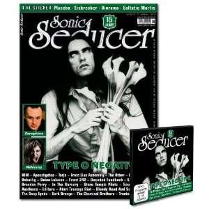 Sonic Seducer 06/2010: Mit Type O Negative Titelstory, 4 XL Stickern