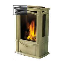 ™ 25,000 BTU Direct Vent Cast Iron Natural Gas Stove Our Price