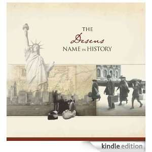 The Desens Name in History Ancestry  Kindle Store
