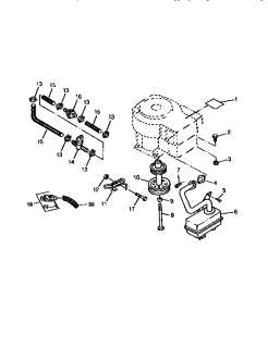 6b03a125ad3f2c4ad9091653d6e7f3db together with Hayter Ranger 48 54 Drive Cable Hy397009 in addition Kohler Ch620 18 Wiring Diagram likewise John Deere L130 Mower Deck Belt Diagram together with 105392 990 Throttle Governor Questions Pictures. on old murray lawn mower parts