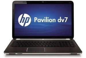 HP PAVILION DV7T*17.3 inch*GAMING LAPTOP NOTEBOOK*BLU RAY*FULL HD