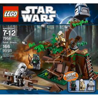 LEGO Star Wars Ewok Attack Building Blocks & Sets