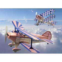 Pitts Special S1, #229 Dumas Balsa Wood Model Airplane Kit
