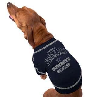 NFL Authentic Dog Jersey S, M & L, Dallas Cowboys, Pet Shirt/Clothes