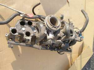 Jaguar XJ6 1988 89 3.6 Engine Inlet Manifold Air Flow