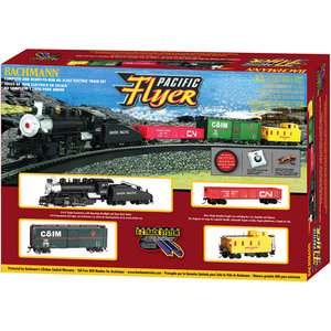 Train Set, Bachmann HO Scale Train Set, E Z Track Train Set, Bachmann