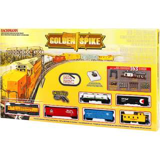 Bachmann Golden Spike Train Set, Bachmann Electric Train Set, Children