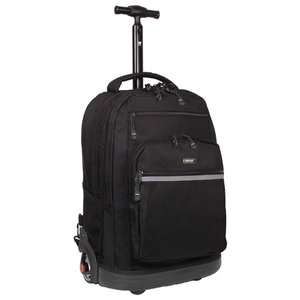 J World Sundance Rolling Backpack with Laptop Sleeve Bags