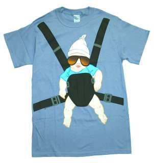The Hangover Movie Carlos Baby Carrier T Shirt Tee