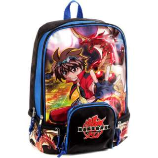 Bakugan Ready to Roll Backpack Bags