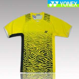 NEW Yonex Men 2011 Team Malaysia Badminton Shirt 1030