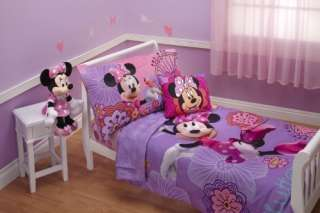 Disney Mickey Mouse Minnies Toddler Junior Cot Bed bedding set   4