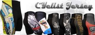mens triathlon Bicycle Bike Cycle cyclist 12mm gel padded shorts gear