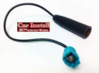 Mercedes Aftermarket Antenna Adapter CABLE 2003 2010