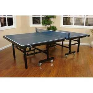 American Heritage Drop Shot Professional Ping Pong Table Game Room