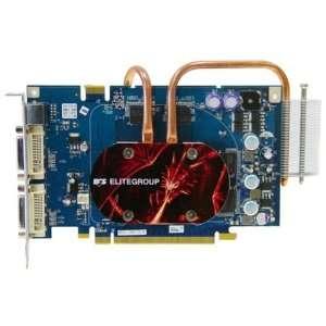 ECS VGA Card N8600GT 512MX HS GeForce8600 GPU 512M DDR3 128B PCIE HDTV