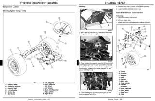 John Deere Repair Manual L L L L Ebay