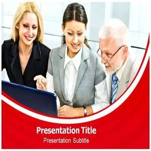 PowerPoint Templates   Background On Communication Skills (PPT