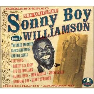 The Original Sonny Boy Williamson, Vol. 1.Opens in a new window