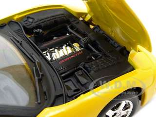 24 scale diecast car model of chevrolet corvette c5 die cast car by