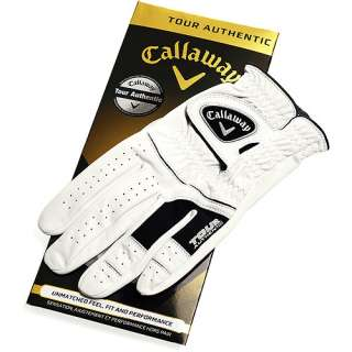 Callaway Tour Authentic Golf Glove Mens, LH Golf