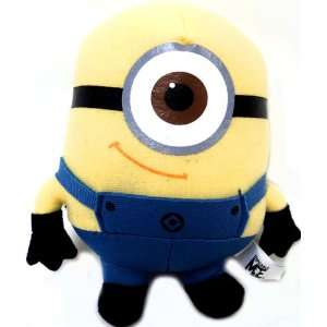 Despicable Me 5 Inch Plush Figure Minion Stewart: Toys & Games
