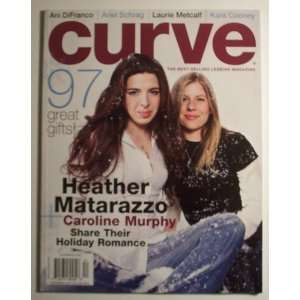 Curve Magazine: Heather Matarazzo (Dec 2008): Books