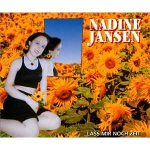 Lass mir noch Zeit [Single CD] Nadine Jansen Music