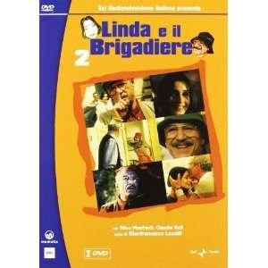 Linda E Il Brigadiere   Stagione 02 (2 Dvd): Nino Manfredi