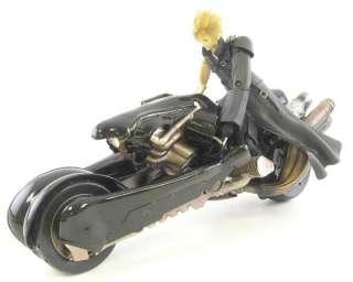 Final Fantasy VII Cloud Fenrir Motorcycle Statue Figure