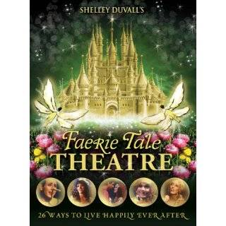 Shelley Duvalls Faerie Tale Theatre The Complete Collection DVD