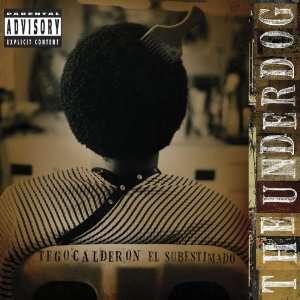 The Underdog/El Subestimado [Vinyl] Tego Calderon Music