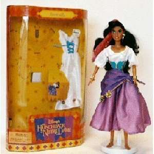 Disney Hunchback of Notre Dame ESMERALDA 11.5 Fully
