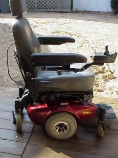 Pronto M51 SureStep Electric Wheelchair & $6,000 Aluminum Ramp