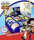 disney toy story ranger buzz woody junior cot bedding duvet