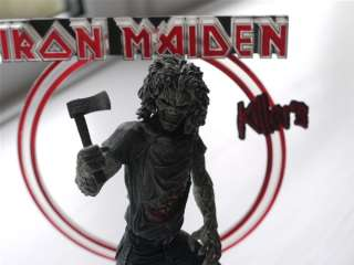 "Iron Maiden Killers Action 7"" Figure Mcfarlane"