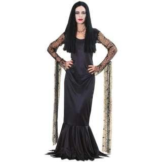 Morticia Addams Halloween Costume