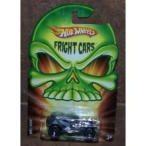Hot Wheels Fright Cars Shell Shock 2008 Halloween Toys & Games