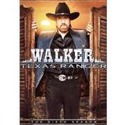 Season (Full Frame) Walker, Texas Ranger The Complete Sixth Season