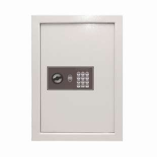 electronic flat panel wall safety box for high security office house