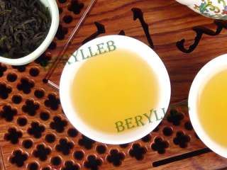 Nonpareil Yellow Rose Big Red Robe Oolong Tea