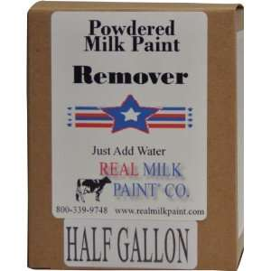 Real Milk Paint Powdered Milk Paint Remover   Half Gallon
