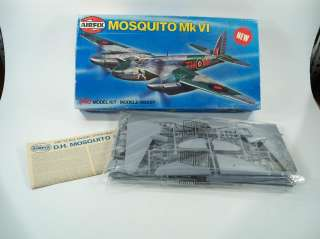 Airfix Mosquito Mk VI 1/48 Scale Model Airplane Kit 07100 0