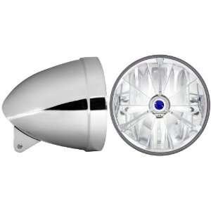 Combo with Pie Cut Blue Dot Tri Bar Lamp (Part No T70703) Automotive